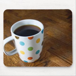 Black Coffee 4 Mouse Pad