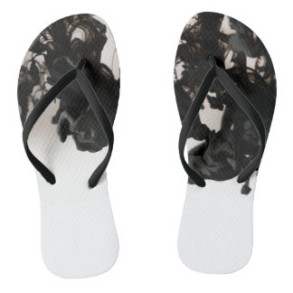 Black Color Flip Flops