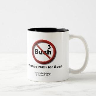 Black Core, No Third Term Mug