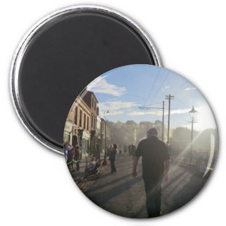 Black Country Museum Street Scene Magnet