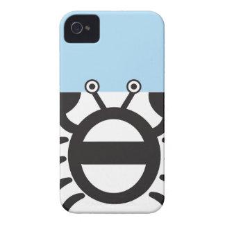 Black Crab Case-Mate iPhone 4 Case
