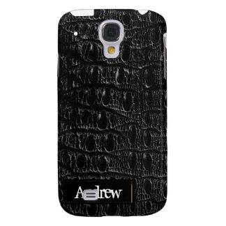Black Crocodile Skin iPhone3G