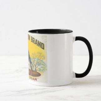 Black Crow Brand Mug