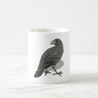 Black Crow Coffee Mugs