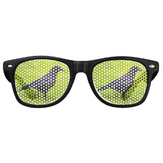 Black crow party shades