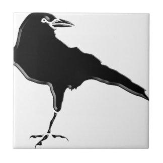 Black Crow Tile