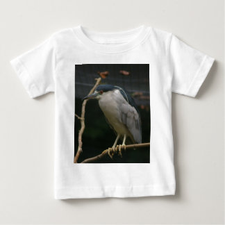 Black-crowned Night Heron Baby T-Shirt