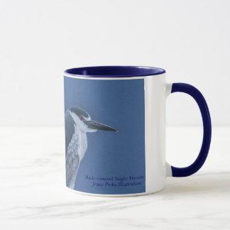 Black-crowned Night Herons Mug