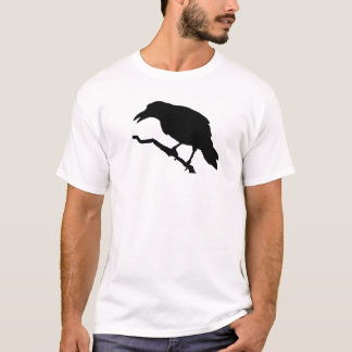 Black Crows T Shirt