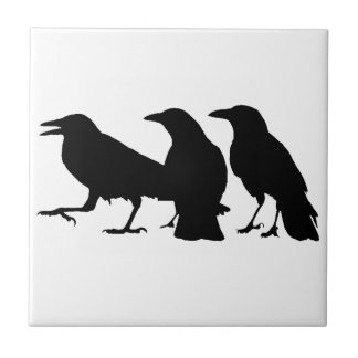 Black Crows Tile 6