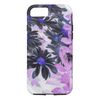 Black daisies phonecase iPhone 7 case