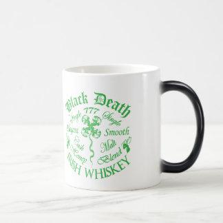 Black Death 777 - Honey Irish Whiskey Magic Mug