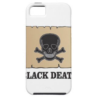 black death sign iPhone 5 cover