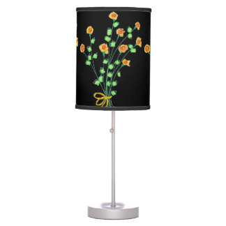Black Designer Table Lamp