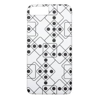 Black Dice iPhone 7 Plus Case