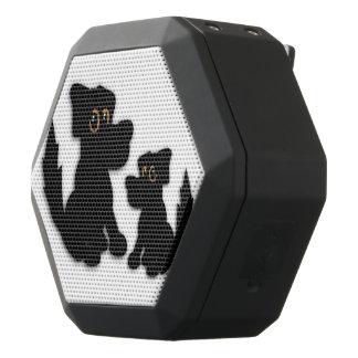 Black Dog Family Black Bluetooth Speaker