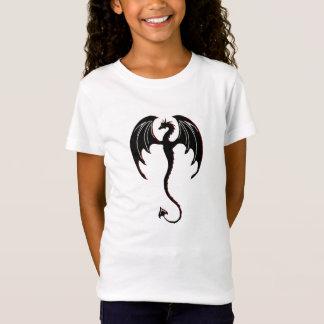 black dragon flying T-Shirt