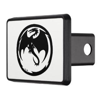 Black Dragon hitch cover receiver