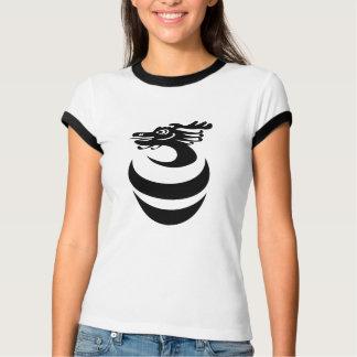 Black Dragon in Egg Shirt