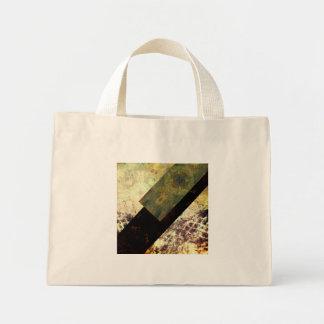 black dragon mini tote bag