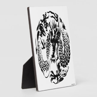 Black Dragon Plaque