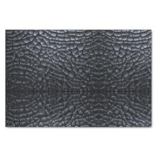 Black Dragon Scale Fantasy Gift Tissue Paper
