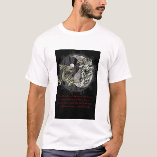 Black Dragon/White Tiger T-Shirt