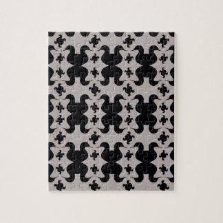 Black Ducks Puzzle