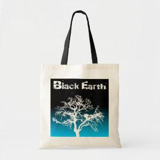 Black Earth Budget Tote