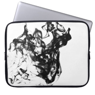 Black Element Art Laptop Sleeve