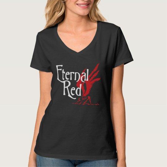 Black Eternal Red T (women's) T-Shirt
