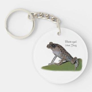 Black-eyed Litter Frog Key Chain