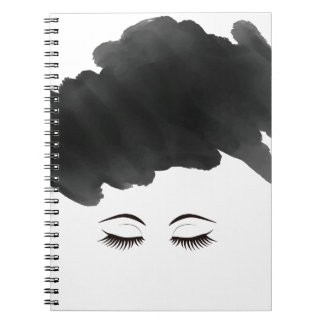 Black-eyed notebook! notebooks