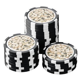 Black Eyed Peas Poker Chips