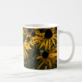 Black Eyed Susan Coffee Mug