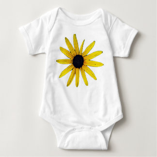 Black Eyed susan Infant Creeper