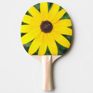 Black Eyed Susan Ping-Pong Paddle