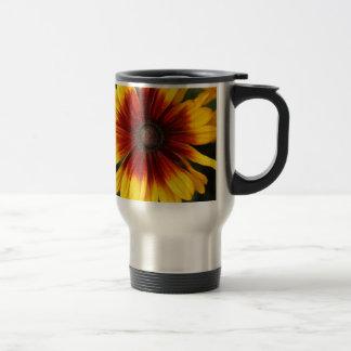 Black-eyed-Susan (Rudbeckia hirta) Travel Mug