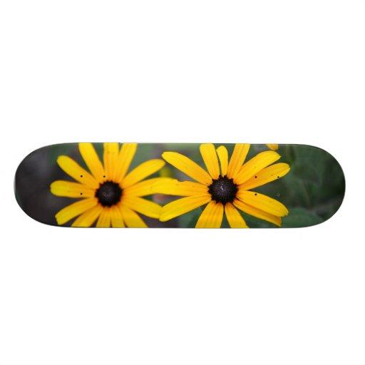 Black Eyed Susan Skateboard