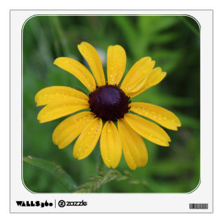 Black-eyed Susan Summer 2016 Wall Sticker