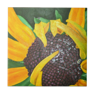 Black Eyed Susan Tile