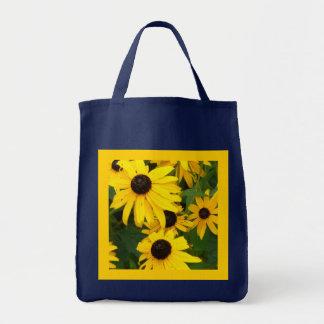 """""""Black Eyed Susan"""" Tote Bag"""