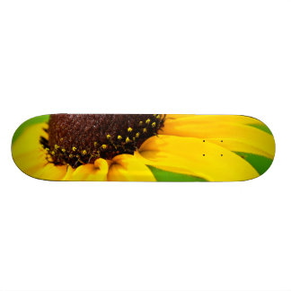 black eyed witness custom skate board