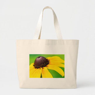 black eyed witness jumbo tote bag