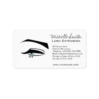 Black Eyeliner blue eye henna make up icon