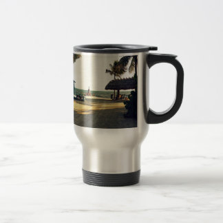 Black Fin Resort Travel Mug