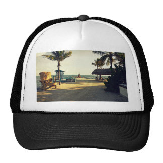 Black Fin Resort Trucker Hat