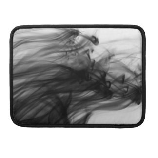 """Black Fire I MacBook Pro 13"""" Sleeve by C.L. Brown"""