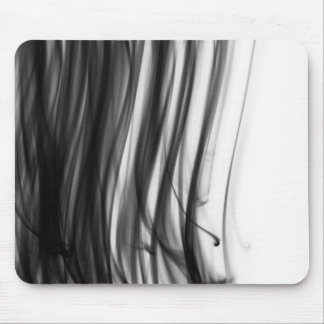 Black Fire III Mousepad by Artist C.L. Brown