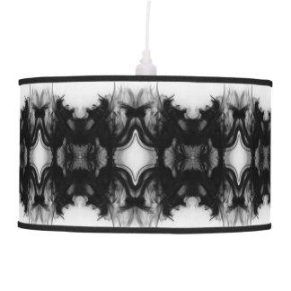 Black Fire IV Remix Pendant Lamp